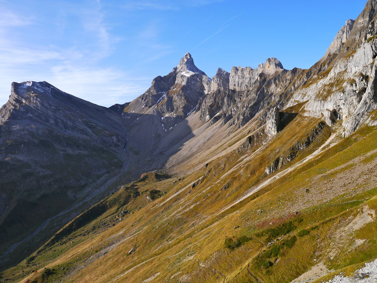 pointe percée aravis